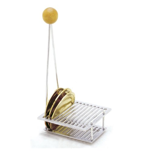 Canning Lid Rack - Holds 12 regular or wide mouth canning lids