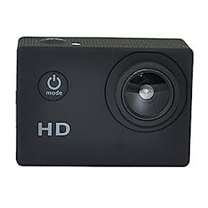eyerayo 30m impermeable Cámara Deportiva, Deporte Cámara de acción, 1024* 720P Gran Angular de 120grados DVR FPV soporte 32G tarjeta de memoria SD