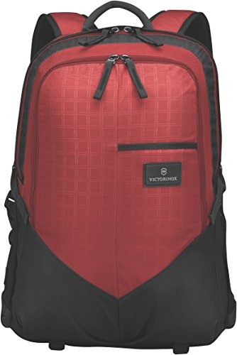 Victorinox Altmont 3.0 Deluxe Laptop Backpack, Red/Black Review