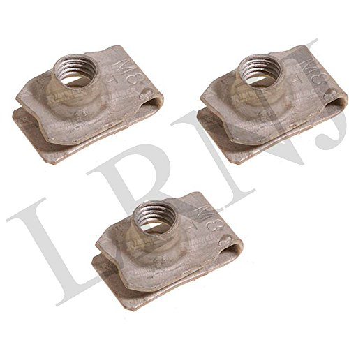 - LAND ROVER LR3 / LR4, DISCOVERY 3/4 AIR SUSPENSION COMPRESSOR MOUNTING NUTS SET OF 3 PART: RYH500170
