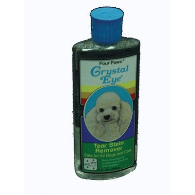 Crystal Pet Eye Care [Set of 2] Size: 4 - Four Products Liquid Paws