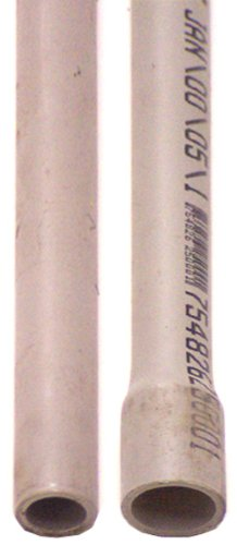 Ridgeline Pipe Manufacturing 4020010 2-Inch X 10-Feet Rigid PVC Non-Metallic Conduit by Ridgeline Pipe Manufacturing