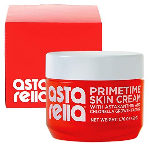 SUN CHLORELLA s Astarella Primetime Skin Cream With Astaxanthin And Chlorella Growth Factor 1.76 Ounces 50 Gram