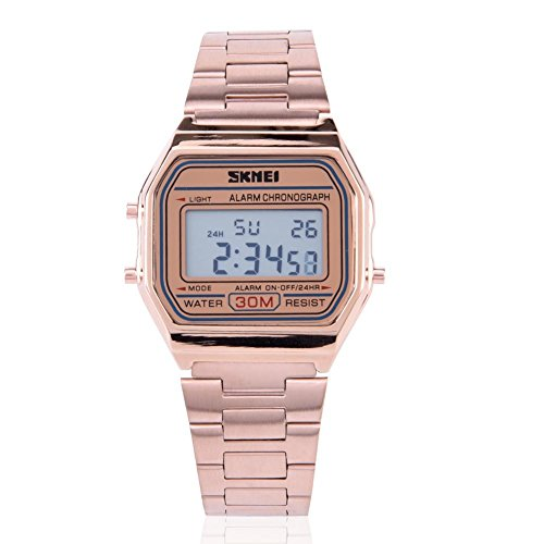Used, Watches for Men, Digital LED Back Light Electronic for sale  Delivered anywhere in Canada