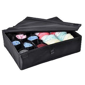 Oxford Stoff Unterwasche Aufbewahrungsbox Schublade Organizer 16