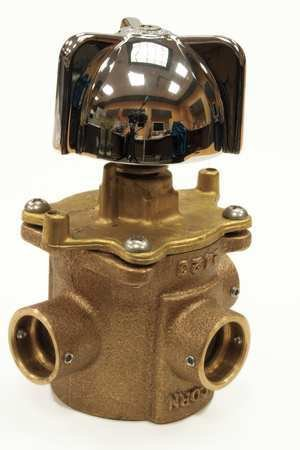 Safti-Trol Valve Assembly Washfountains by Acorn