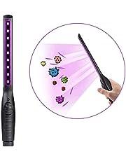 RÁPIDO esterilizador UV Desinfección UVC luz lámpara germicida de muertes Mite USB recargable portátil Mobile for la Escuela Hogar de coches Hotel Pet Área