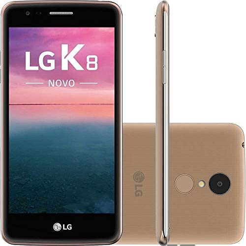 LG Smartphone Desbloqueado de K8 2017 X240DSF 4G LTE USA Latin ...
