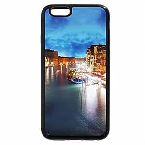 iPhone 6S / iPhone 6 Case (Black) Venice