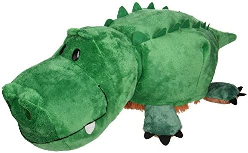 ada9d6cff62 FlipaZoo The 16 Plush with 2 Sides of Fun for Everyone - Each Huggable  FlipaZoo Character is Two Wonderful Collectibles in One (Grizzly Bear    Alligator)