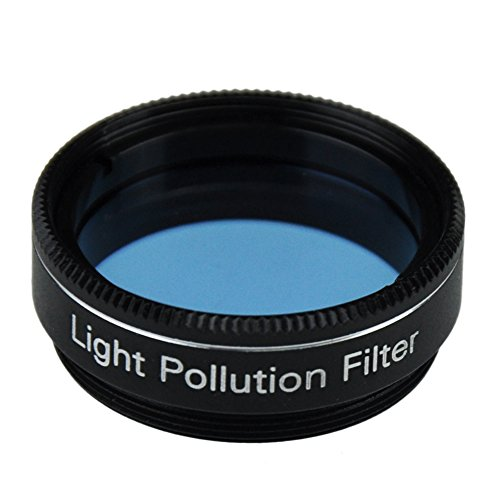 Gosky 1.25 Inch Light Pollution Filter for Telescope