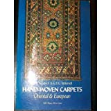 Hand-Woven Carpets, Oriental and European, A. F. Kendrick and C. E. Tattersall, 0486203859