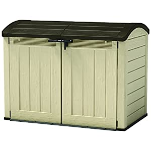 Keter Store It Out Ultra Outdoor Storage Bike Shed
