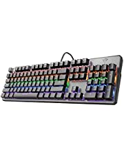 Save on Trust Gaming GXT 865 Asta Clavier Gamer Mécanique Led Lumineux - AZERTY and more