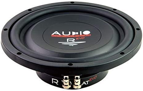 Audio System R 08 Flat EVO 20 cm 8 Flat Flacher Subwoofer 175 Watt RMS Radion Series EVO Woofer