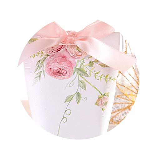 Creative Wedding Gift Box Candy Box Chocolate Box,Deep Sapphire]()