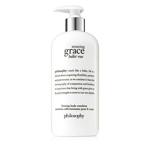 Amazing Grace Ballet Rose Firming Body Emulsion, 16-oz. (Peony Rose Lotion Body)