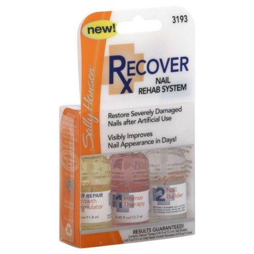 Sally Hansen Recover Rx Nail Rehab System