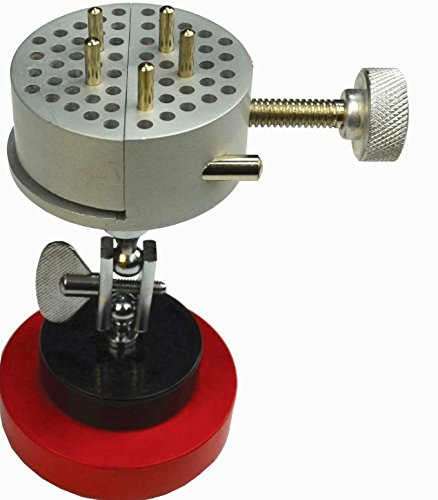 Squadron Products Squadron Tools 2' Deluxe Part Holder Vise with Heavy Metal Stand Building Kit