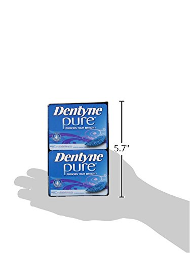 012546308014 - Dentyne Pure Singles Herbal Accents, 10-Count Packages (Pack of 2) carousel main 9