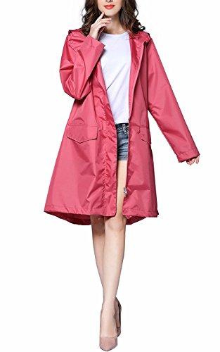Femmes Raincoat Classique Awake Regardez Veste tq1E58wE