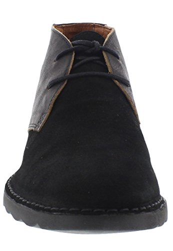 Fly London COVE437FLY, Mens, BLACK, 46 EU