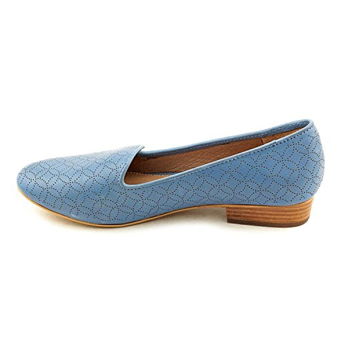 Bright Toe Blue Flats Closed Womens Calabash Espadrille Fossil t6xYw8qH0