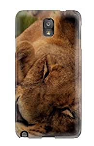 For Galaxy Case High Quality Lion For Galaxy Note 3 Cover Cases