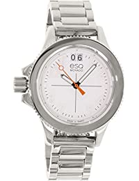 Esq Women's Fusion 07101404 Silver Stainless-Steel Swiss Quartz Watch