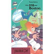 Vol 018 pour Boston