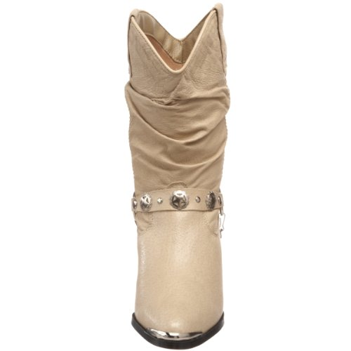 Dingos Olivia Slouch Boot Tan