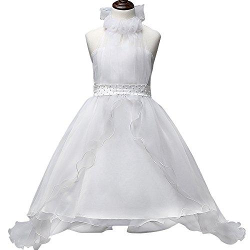 Amazon.com: youmay primera Comunión vestidos niña de las ...
