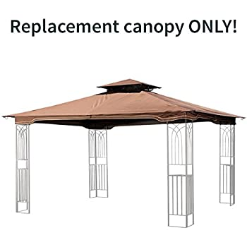 Replacement Gazebo Canopy for 10 x 12 Regency II Patio Gazebo  sc 1 st  Amazon.com & Amazon.com: Replacement Gazebo Canopy for 10 x 12 Regency II Patio ...