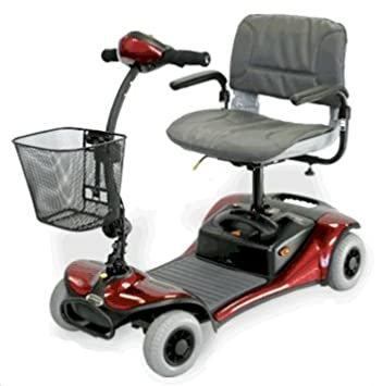Amazon.com: Shoprider Dasher 4 Rueda Scooter gk8 – utilizado ...