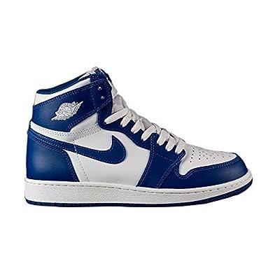 Nike 1 Retro High Og Big Kids Style: 575441-127 Size: 5.5 Y US