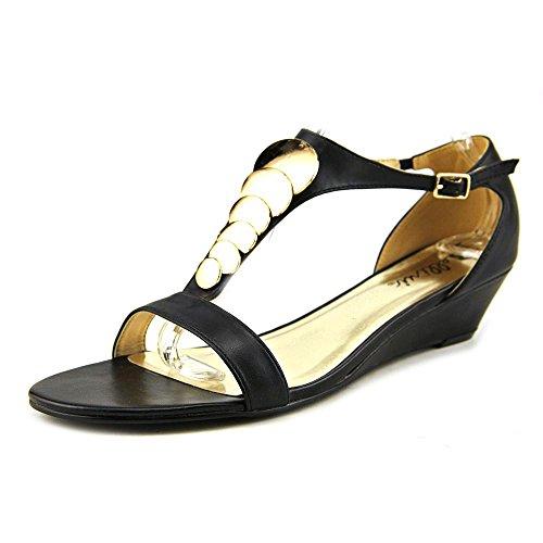Women's Black Toe Bellini Strap Felicity Sandals T Casual Open dPSRaw