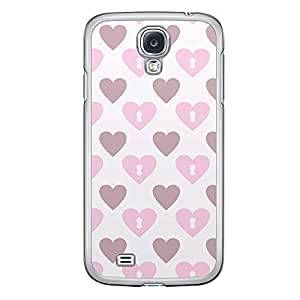 Loud Universe Samsung Galaxy S4 Love Valentine Printing Files A Valentine 89 Printed Transparent Edge Case - Multi Color