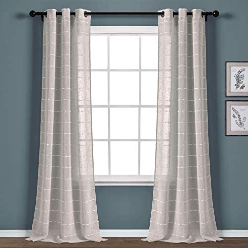 Deal of the week: Lush Decor Window Curtain Panel