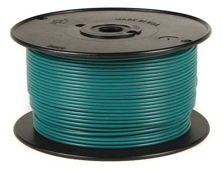 Primary Wire 18 ga. Str 60V XLPE Green ()