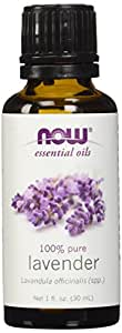 Now Foods Lavender Oil, 1 Ounce (Pack of 2)