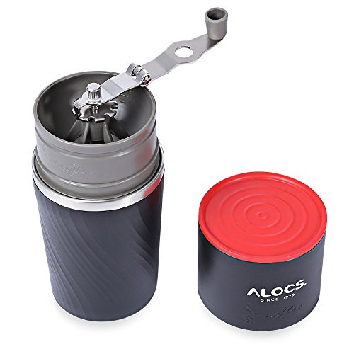 4 in 1 Multifunctional Mini Portable Stainless Steel Manual Coffee Machine Espresso Maker for Travel Camping Picnic Home Use Grinding Equipment by Top of top store