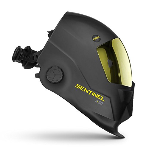 Esab Sentinel Automatic Welding A50 Helmet Hood, Part# 0700000800 - Brand New, Not In Original Packaging - Full Manufacturer's Warranty by ESAB (Image #4)