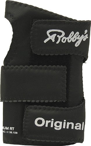 Robby's Leather Original Right Wrist Support, Petite by Robby's