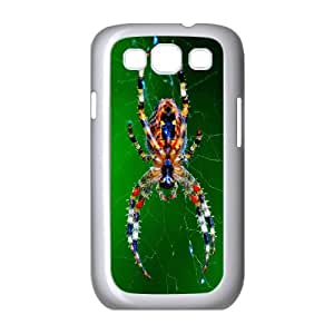 AKERCY Colorful Spider Phone Case For Samsung Galaxy S3 I9300 [Pattern-3]