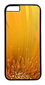 ACESR Flower Closeup iPhone 6 Hard Case PC - Black, Back Cover Case for Apple iPhone 6(4.7 inch)