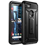 Google Pixel 3 Case, SUPCASE Unicorn Beetle Pro Series FullBody Rugged Holster Case with Builtin Screen Protector
