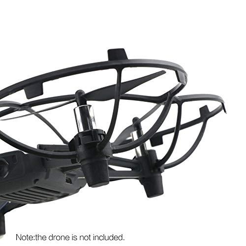 Silverdrew Cuchilla de la h/élice Cubierta de protecci/ón de la h/élice H/élices Protector Protector Anillo Protector Repuestos para dji Tello RC Drone