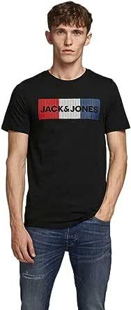 Jack & Jones Jjecorp Logo tee SS O-Neck Noos Camiseta para Hombre