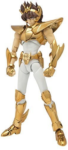 Saint Cloth Myth EX Saint Seiya Pegasus Seiya (Shinsei Bronze Cloth) - Masami Masami hot-blooded picture Road 40th Anniversary Edition ~ about 160mm ABS & PVC & die-cast painted action figure