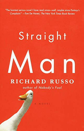 Straight Man: A Novel by Richard Russo